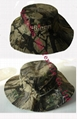 Forest Camouflage Big Fish Hat/Bucket