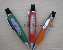 Popular Multicolor Thermometers Ball-Point Pen (DH-LH62318)