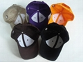 100%Cotton Color Optional Baseball Caps/Sports Cap