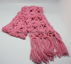Lady Hook Flower Cotton