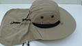 Flap Cloak Shawl hat