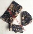 Camouflage Brand Polo fleece set/Warm set