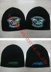 Custom 100% Cotton Knitted Hats/ Crochet Hats