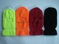 Fine Quality Acrylic knitted balaclava