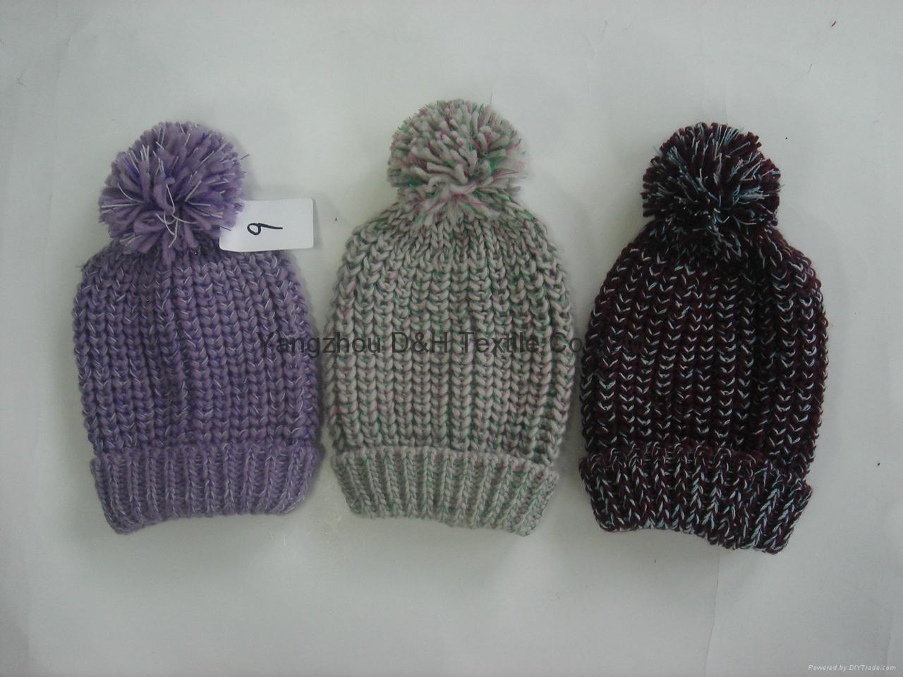 Winter Hat/Crochet Hats 1