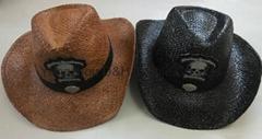 Fashional Raffia Straw Paper Straw newsboy hat Hat