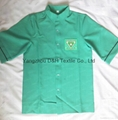 Polyester School student uniform work wear Cloth 3