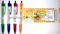 Advertising Promotion Banner flag flyer pen