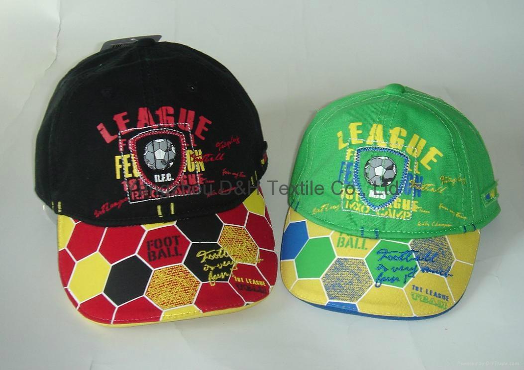 Hot New High Era valuable Football child baseball Sport Cap 3