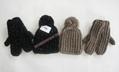professional Knitted crochet hat warm glove scarf beanie 6