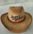 Raffia Straw Surf Hat Candana  Cowboy