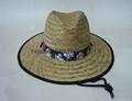 Fashion Design Langya straw hat / Cowboy
