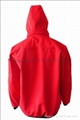 Quality Nylon Red Jacket Work Cloth Workwear Apparel labour suit 2