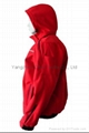 Quality Nylon Red Jacket Work Cloth Workwear Apparel labour suit