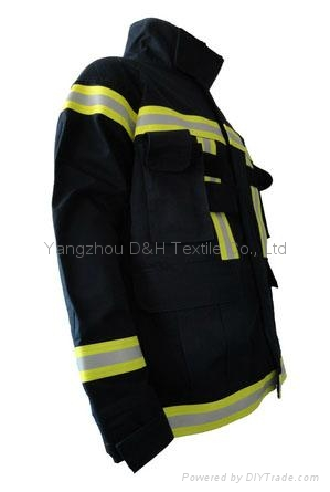 Good Quality  Coverall Work Cloth Workwear Apparel Safety Jacket 3