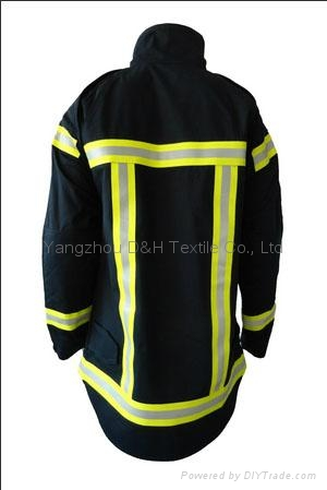 Good Quality  Coverall Work Cloth Workwear Apparel Safety Jacket 1