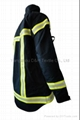 Good Quality  Coverall Work Cloth Workwear Apparel Safety Jacket 4