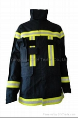 Good Quality  Coverall Work Cloth Workwear Apparel Safety Jacket