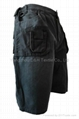 Newest Dark Brown 'short, Wholesale Short Men, Pleat Golf Short for Men,trousers
