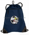 Competitive Promotion Polyester Drawstring Bag