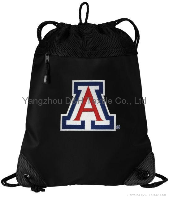 Competitive Promotion Polyester Drawstring Bag 5