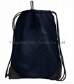 Competitive Promotion Polyester Drawstring Bag 6