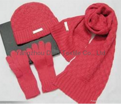 Child Knitted Set/ Knitt