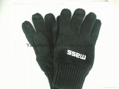 Basic Knitted Gloves
