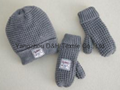 Honesty Quality Knitted glove 2