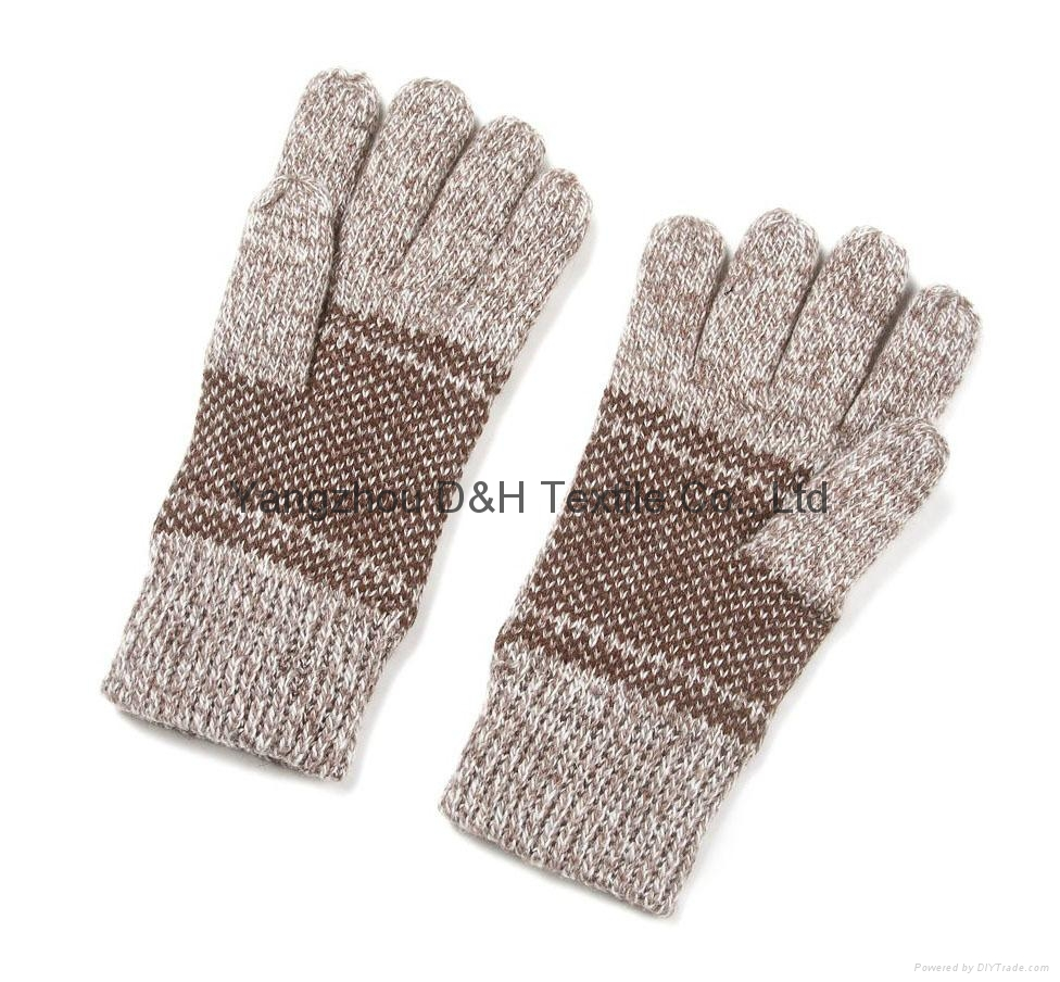 Honesty Quality Knitted glove 4