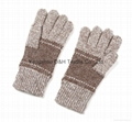 Honesty Quality Knitted glove