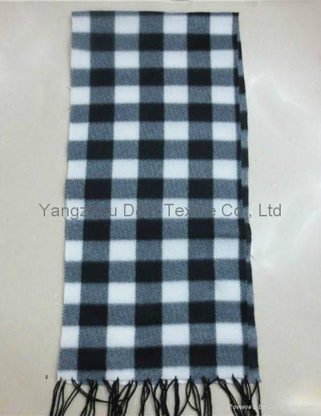 Strong Quality Side Flannel scarf  1