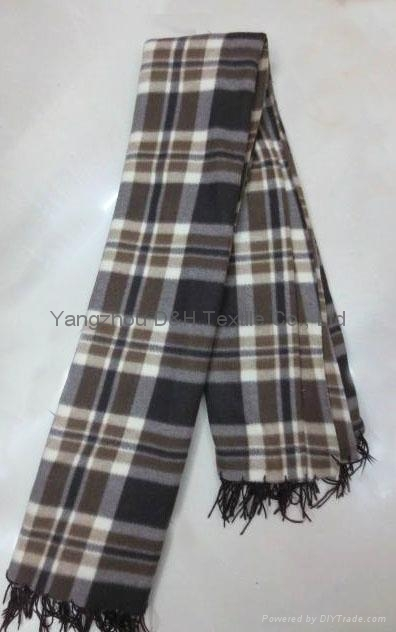 Strong Quality Side Flannel scarf  2