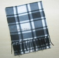 Strong Quality Side Flannel scarf  5