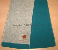 Stylish Cheap Soft Polar Fleece Scarf