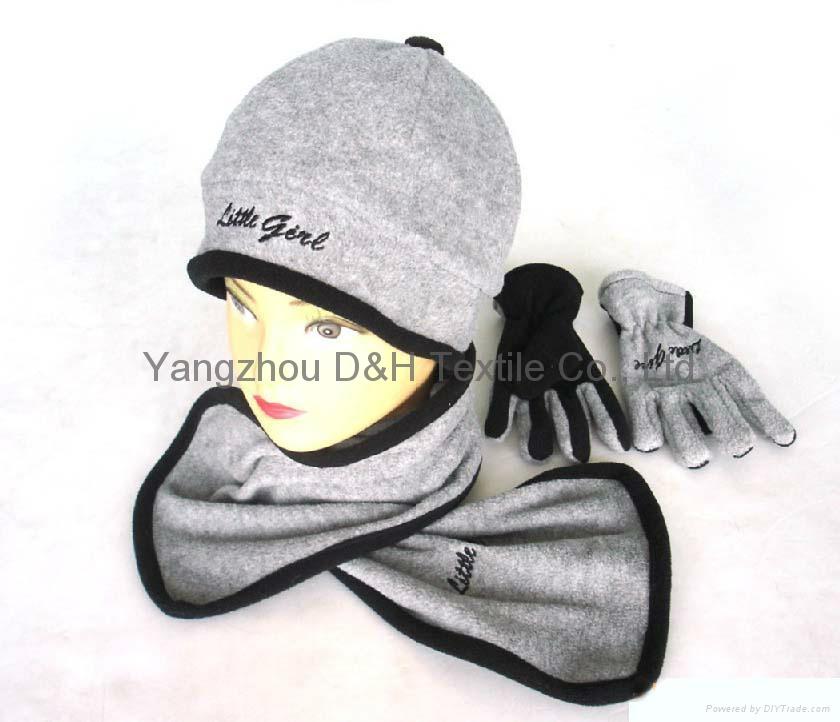 Camouflage Brand Polo fleece Warm set 5