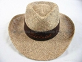 Promotion Straw Boater Hat Custom Straw Hat/Sunhat (DH-PSBH9241)