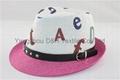 High Quality Creative Decorating Children Straw Hat /Sun Hat (DH-LH9102)