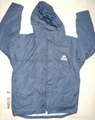 DHL work clothes /Overall /uniform Cotton Jacket 4