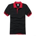 Quality  Popular Cotton Polo T Shirt 6