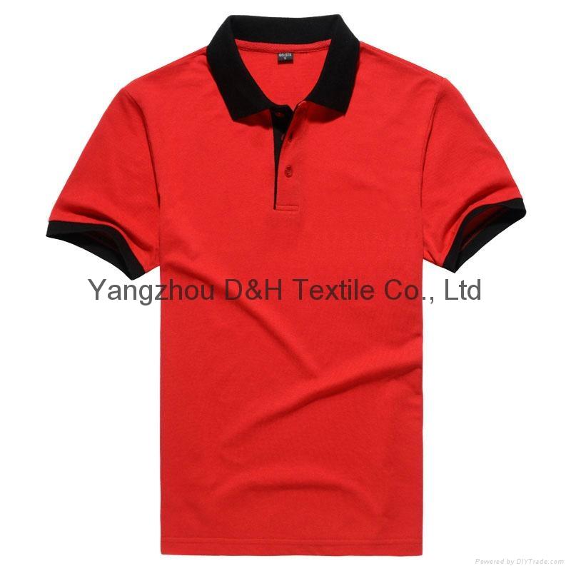 Quality  Popular Cotton Polo T Shirt 8