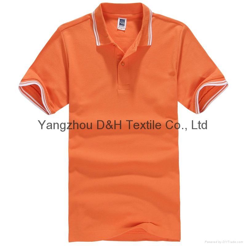Quality  Popular Cotton Polo T Shirt 9