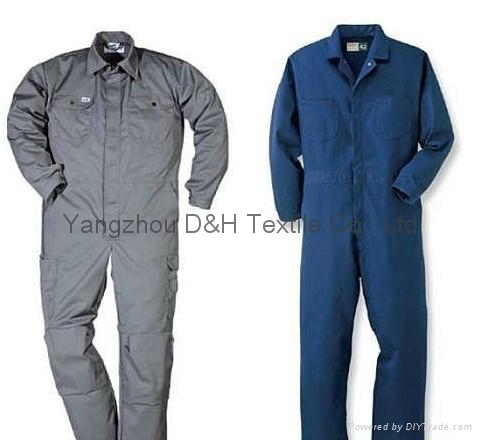 Cotton Twill Working Overall,Coverall,Working Cloth 1