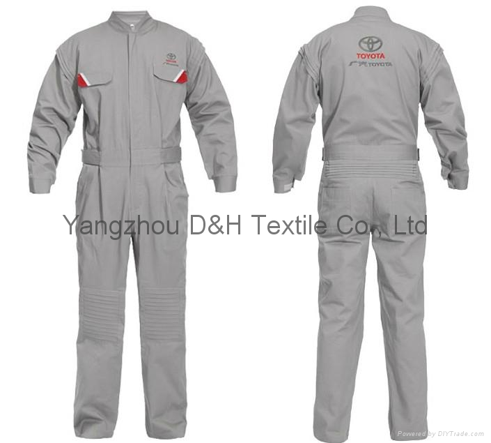 Cotton Twill Working Overall,Coverall,Working Cloth 3