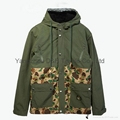 Honesty Quality Olive Jacket Work Cloth Work Wear Apparel Garment Dress