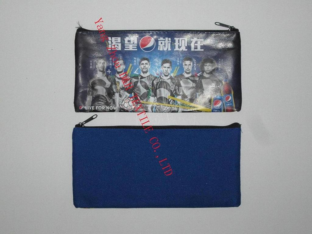 Hot! ! Promotion Quilted Cosmetic Bag/Pencil Bag 2