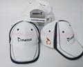 New designer caps copa america caps Sport Design Cotton Baseball fedora Cap