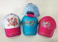 Fashional baby toddler baseball Child kid  bucket newsboy cap