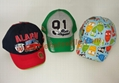 Fashional baby toddler hats baseball youth kids cap bucket hat newsboy caps  3