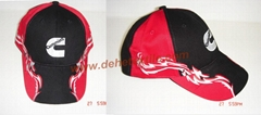 Cotton Twill Structed Sport america Cap baseball cap      Product Description